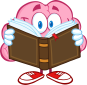 png_5839_royalty_free_clip_art_smiling_brain_cartoon_character_reading_a_book
