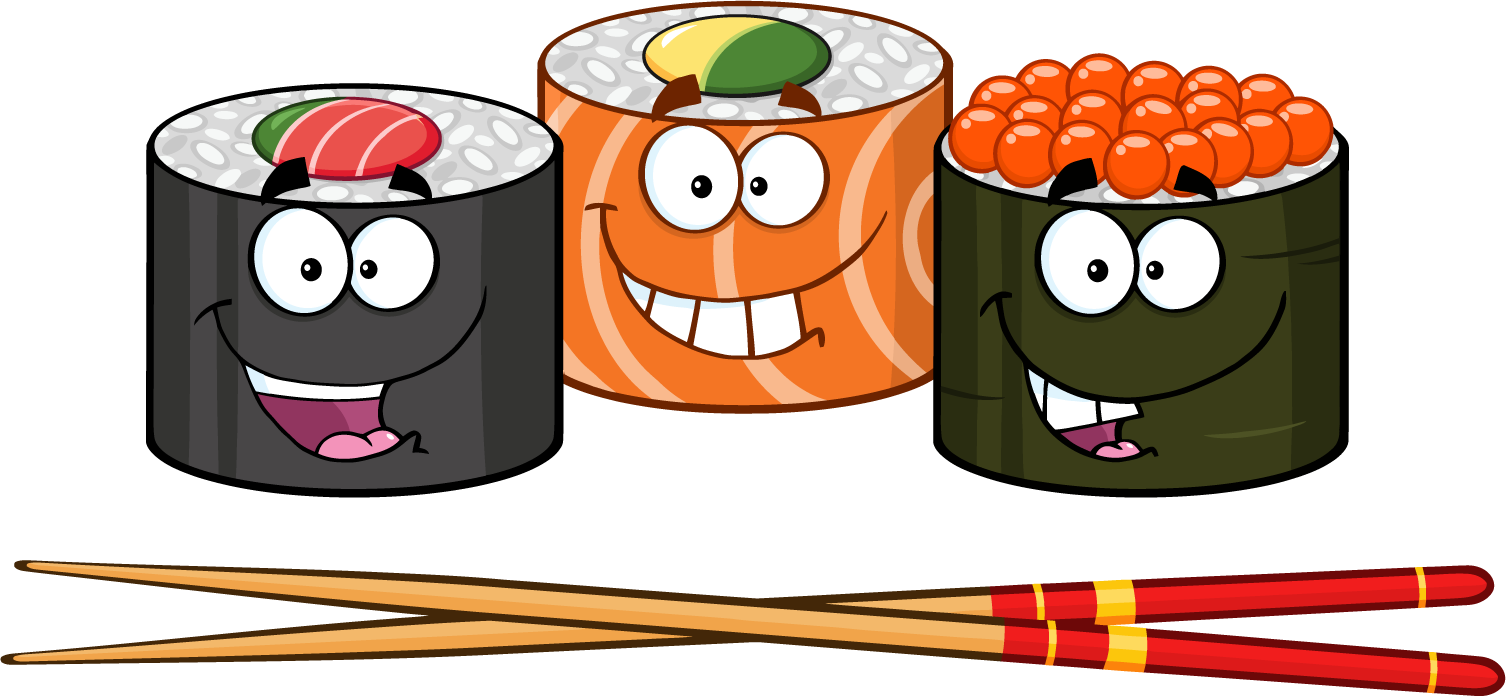 png_illustration-sushi-roll-set-cartoon-characters-with-chopsticks-vector-illustration