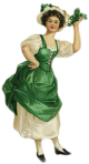 Image result for Vintage St. Patrick Day Images transparent