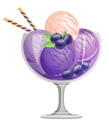 transparent-blueberry-ice-cream-sundae-clipart-png-830x946