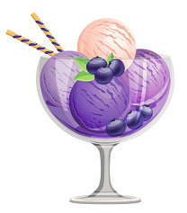transparent-blueberry-ice-cream-sundae-clipart-png-SML