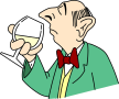 8323-illustration-of-a-man-sniffing-a-glass-of-wine-pv