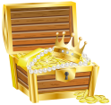 Treasure_Chest_with_Gold_Transparent_PNG_Clip_Art_Image