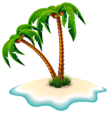 Palm_Trees_and_Island_PNG_Clipart_Image