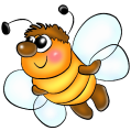 cartoon-bee 3