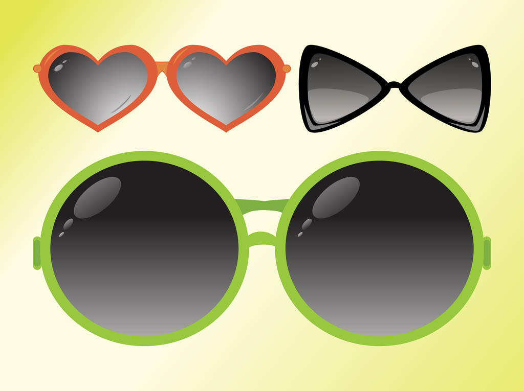 Sunglasses-Vectors