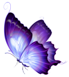Transparent_Purple_Deco_Butterfly_PNG_Art