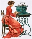 woman writer desk2