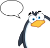 png_Royalty-Free-RF-Clipart-Illustration-Cute-Penguin-Cartoon-Mascot-Character-Looking-From-A-Corner-With-Speech-Bubble