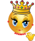 clipart-queen-smiley-emoticon-256x256-9910