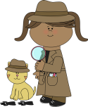 girl-detective-clipart cat-1