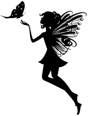 Fairy_Butterfly_Silhouette_PNG_Clip_Art_Image