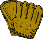 14472-illustration-of-a-baseball-mitt-pv