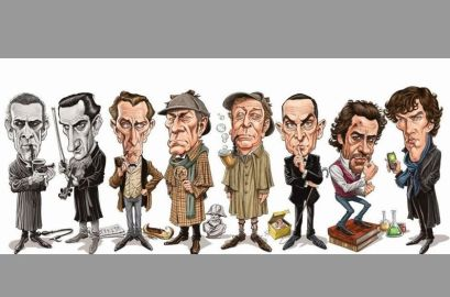 Sherlock Homes actors