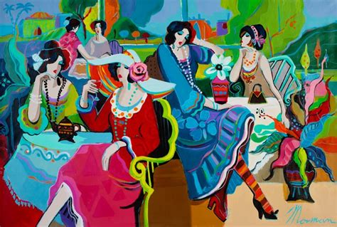 isaac maimon 4 ladies