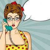 pop-art-woman-chatting-on-retro-phone-comic-woman-with-speech-bubble_1020-786